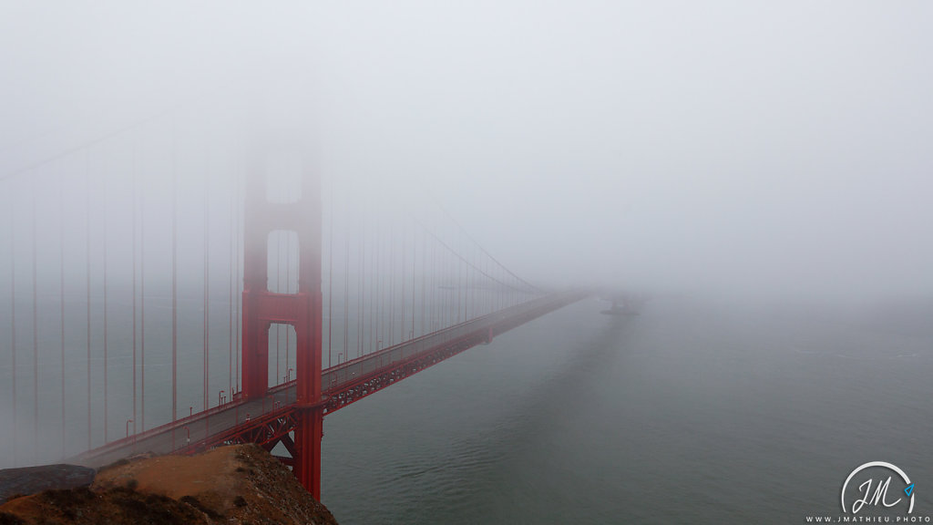 Apocalyptic Golden Gate